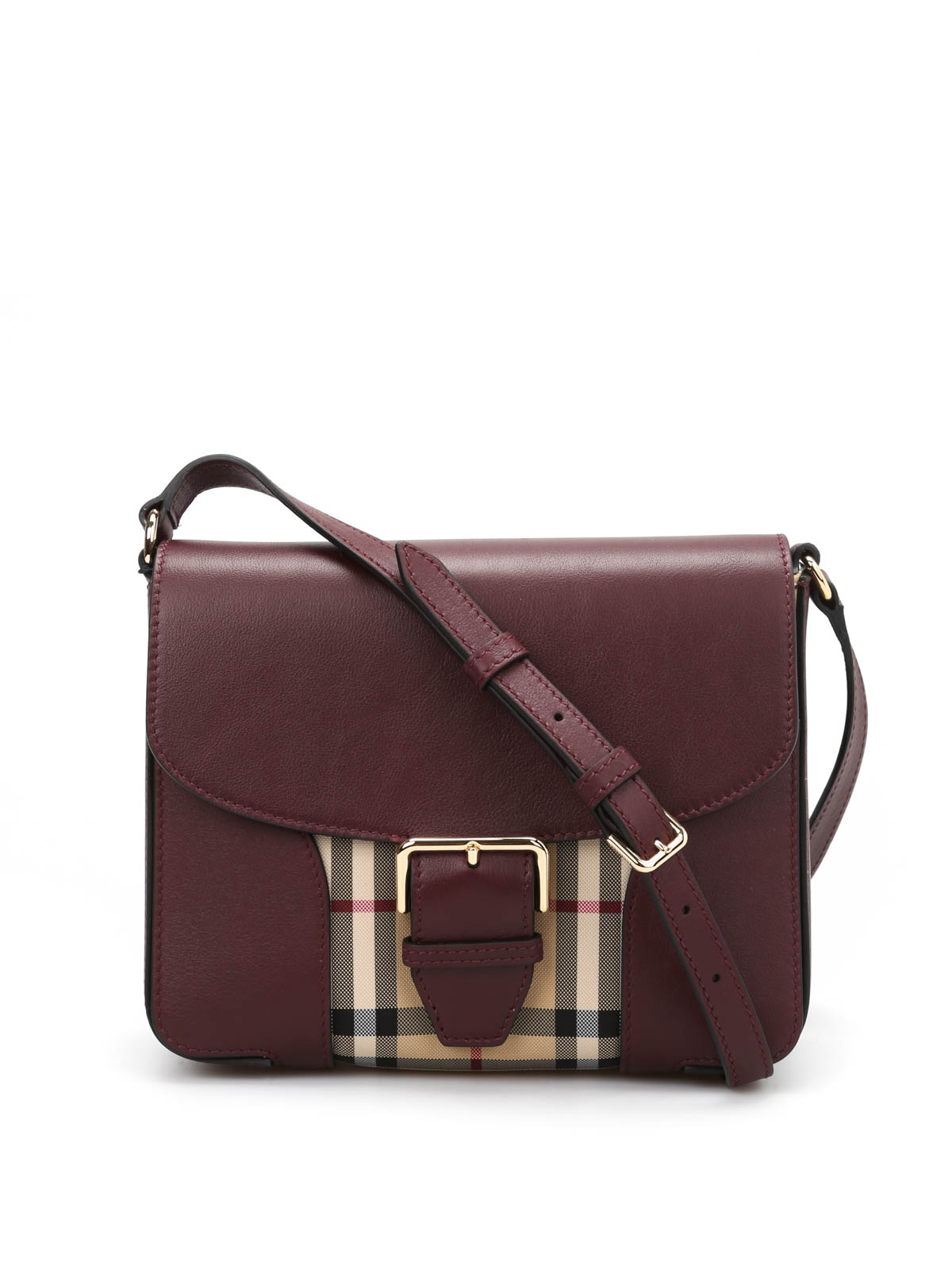2c74a172d4d8 Burberry - Small horseferry check cross body - cross body bags ...