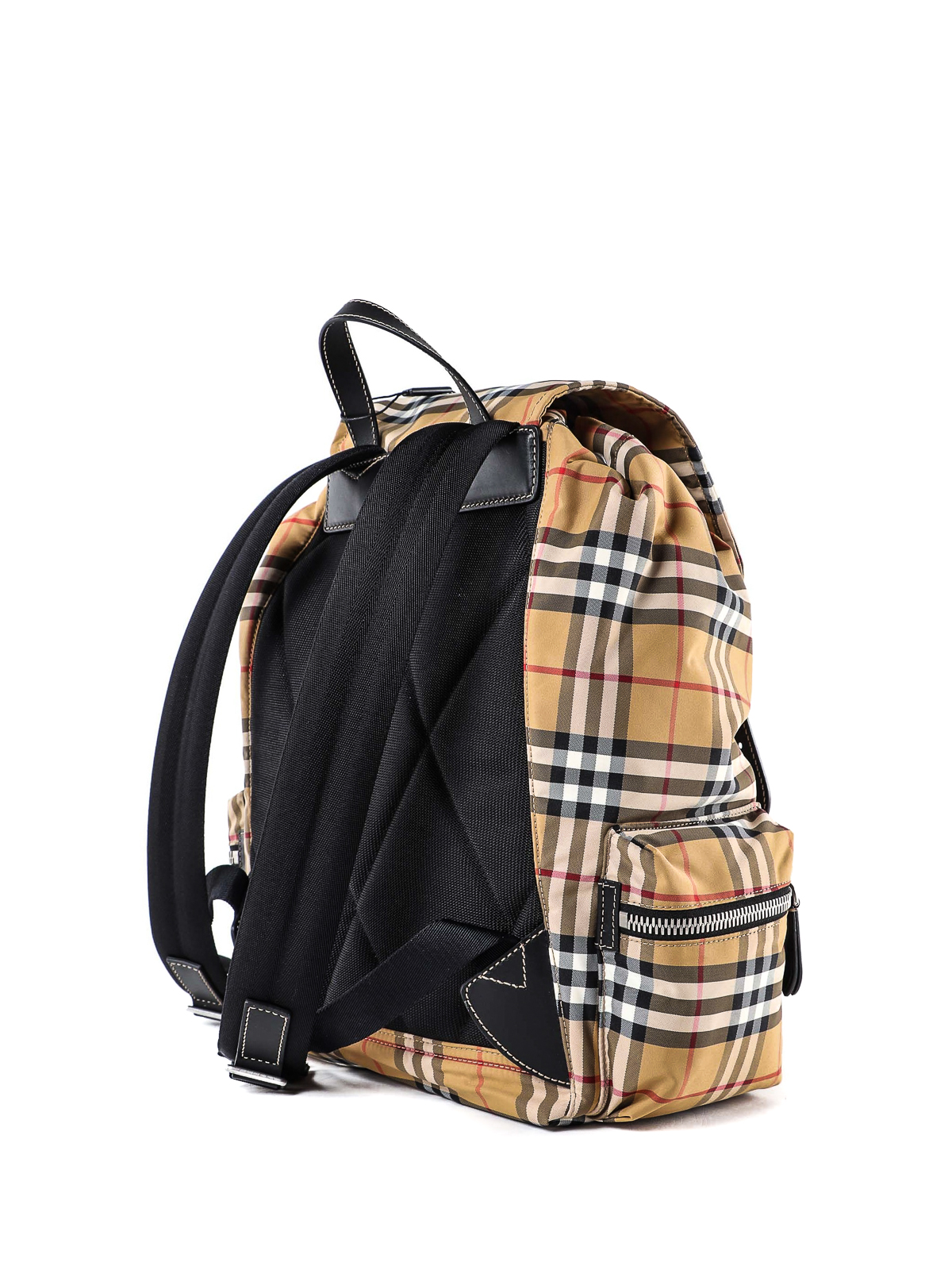 8e577b525b Burberry - Zaino The Large Rucksack in Vintage check - zaini - 8005141