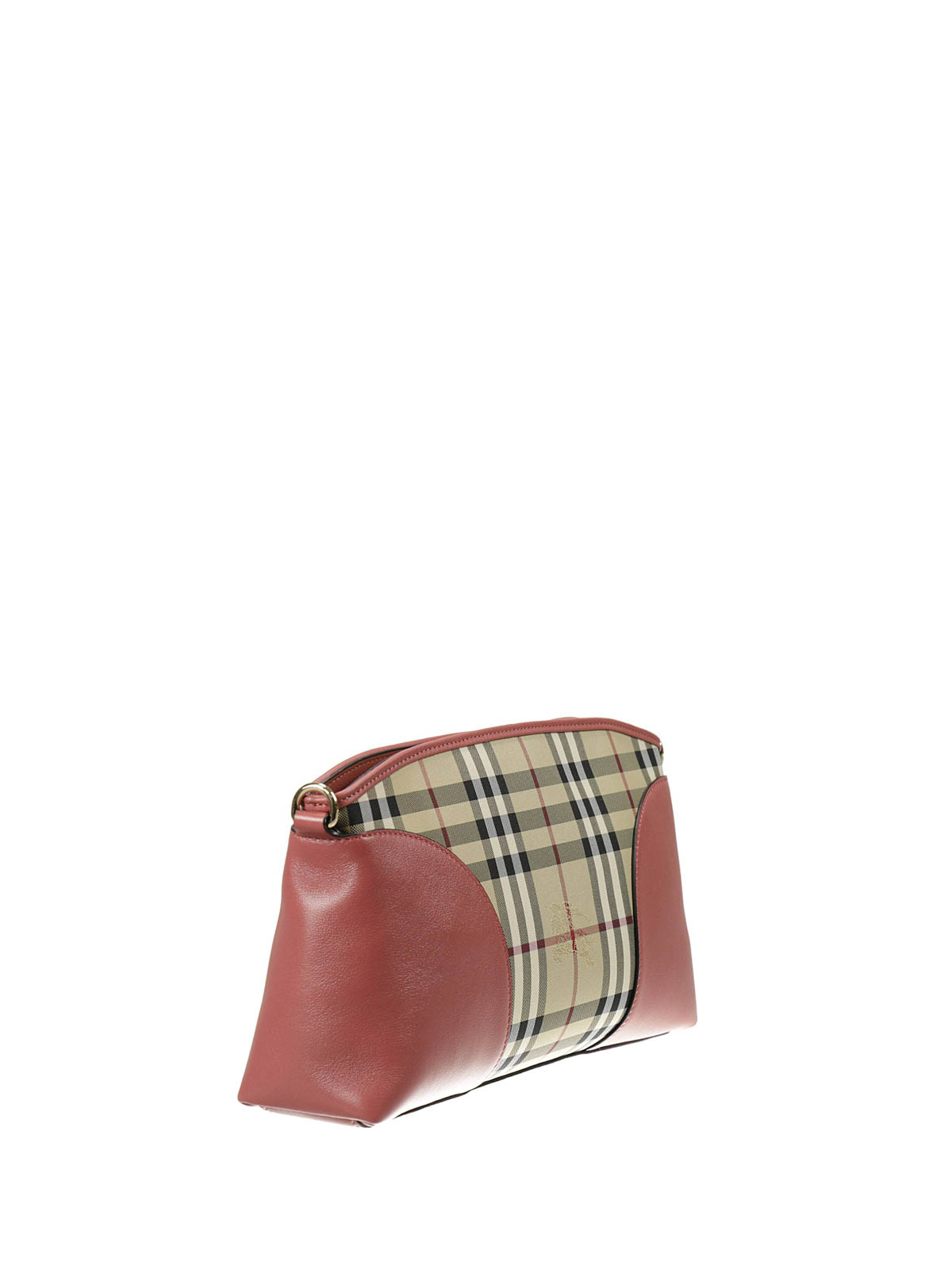 5ef963cb48c Burberry - Chichester Horseferry Check bag - cross body bags - 4012348