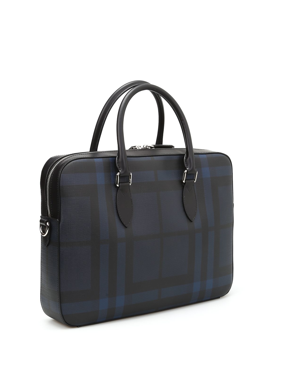 b342945baa9 BURBERRY: laptop bags & briefcases online - Hambleton small briefcase