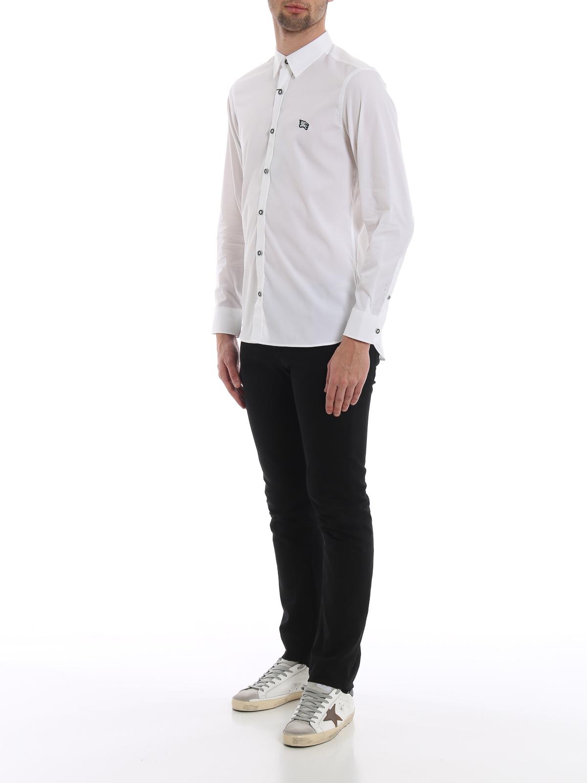 Burberry Hemd Weiß Hemden 8004959