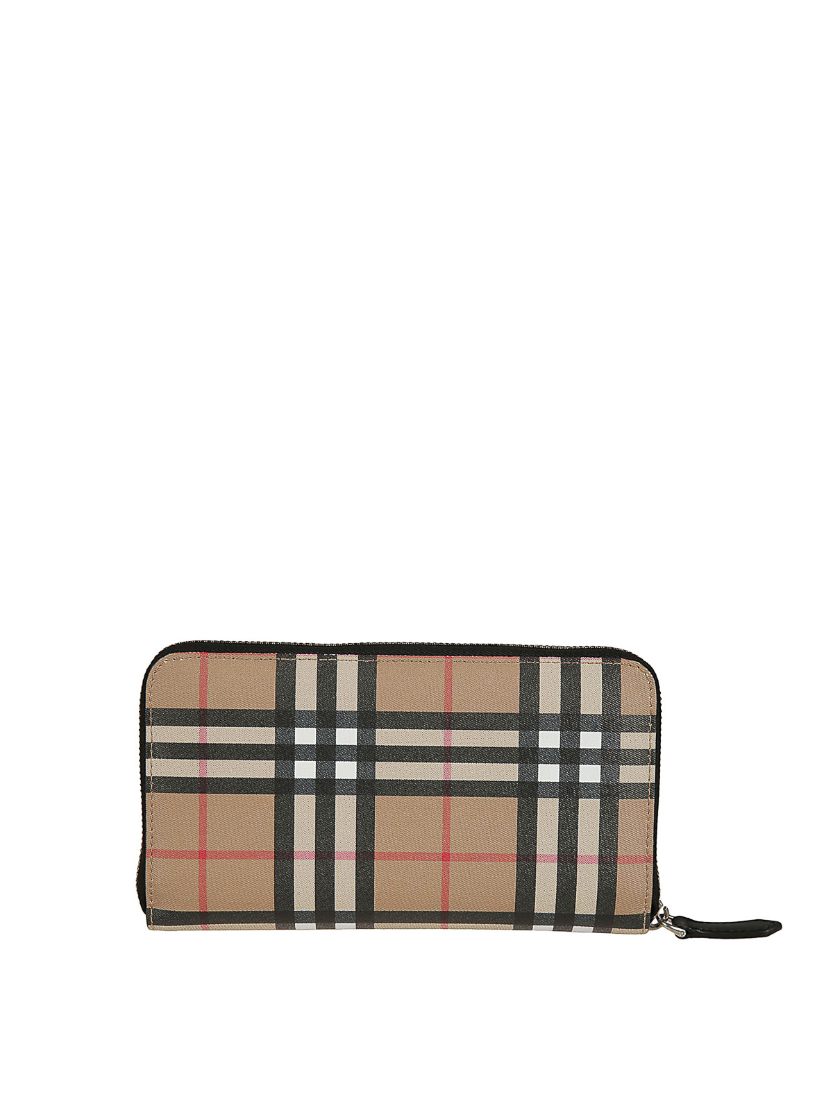 Burberry - Vintage Check continental wallet - wallets ...