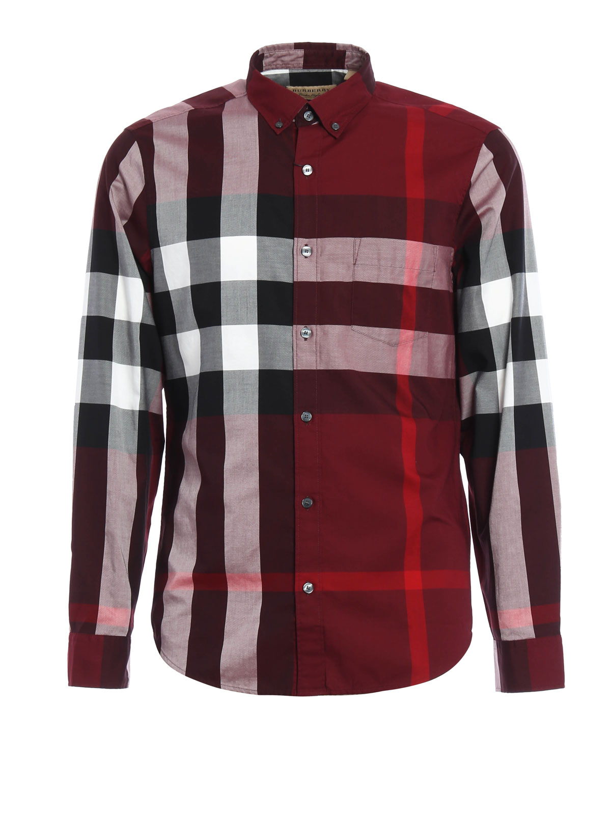 Burberry - Chemise Fred Pour Homme - Chemises - 3996107   iKRIX.com a5539c8ee82