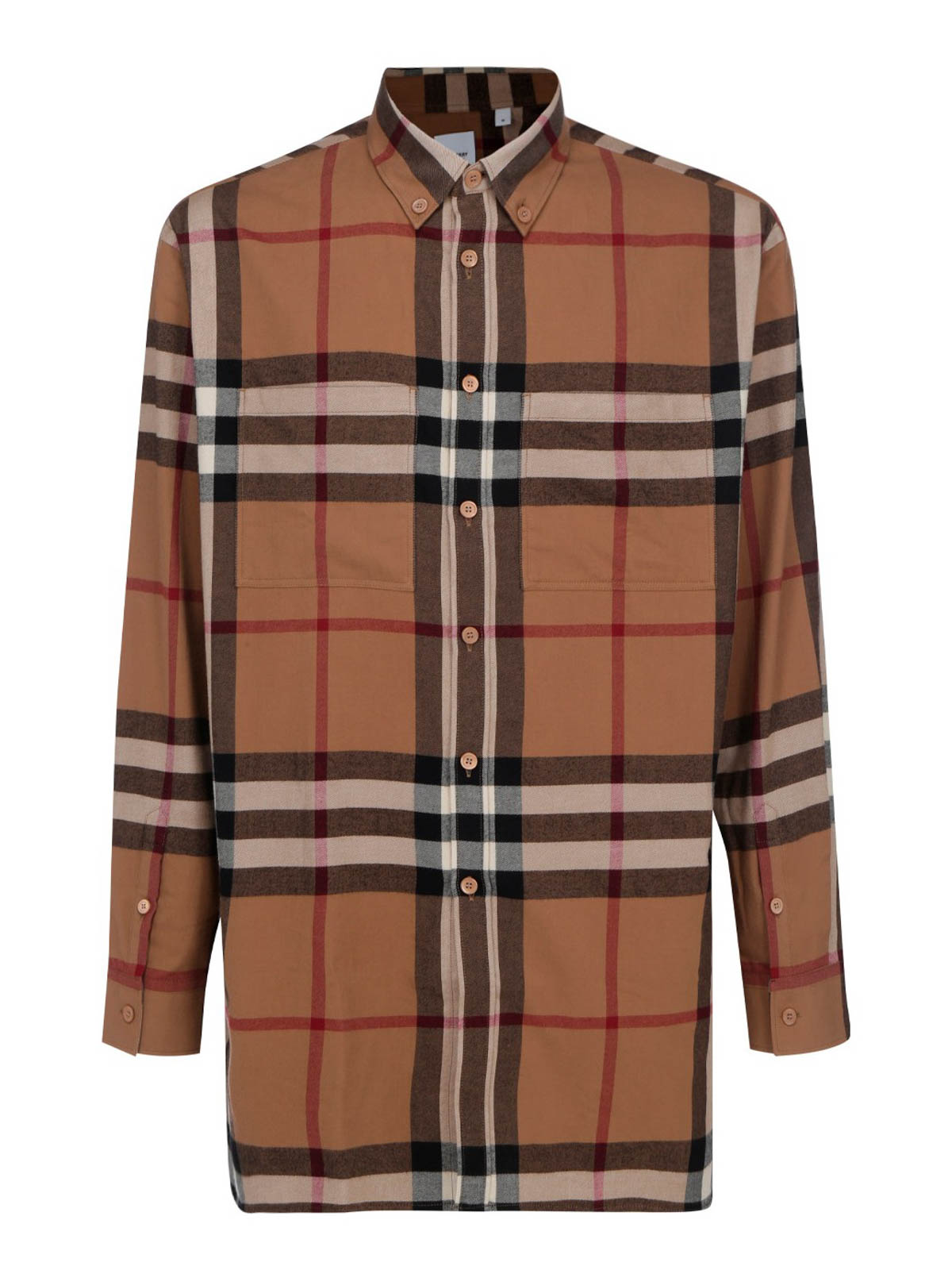 Burberry VINTAGE CHECK PATTERNED SHIRT