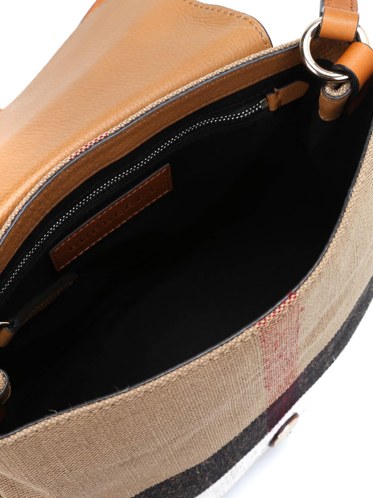 dd674c98f16f iKRIX BURBERRY  Small Gowan canvas bag. BURBERRY  cross body bags ...