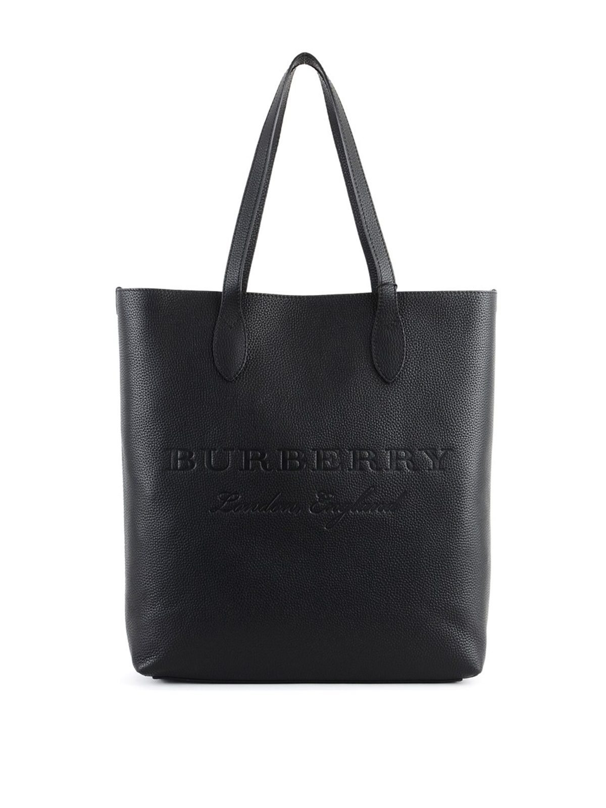 28c6d617c143 Burberry - Remington N S embossed leather tote - totes bags - 40578781