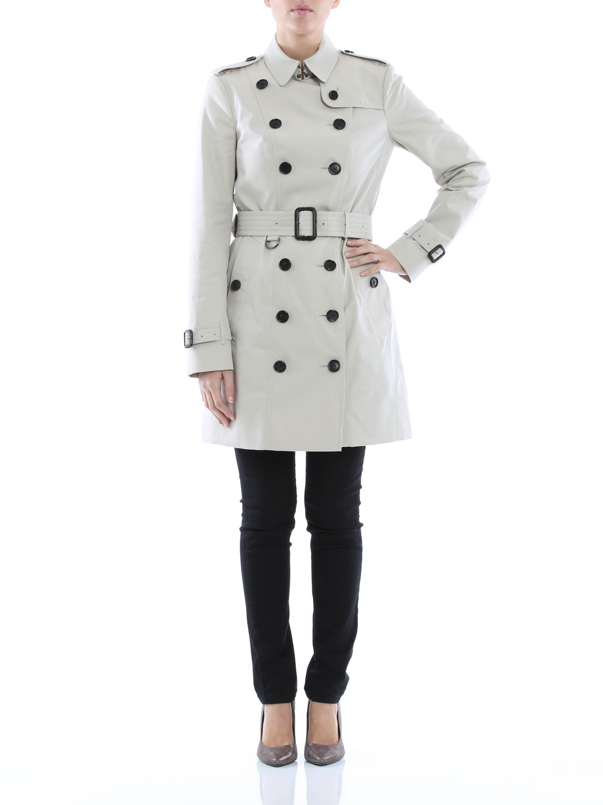 sandringham trench coat by burberry trench coats ikrix. Black Bedroom Furniture Sets. Home Design Ideas