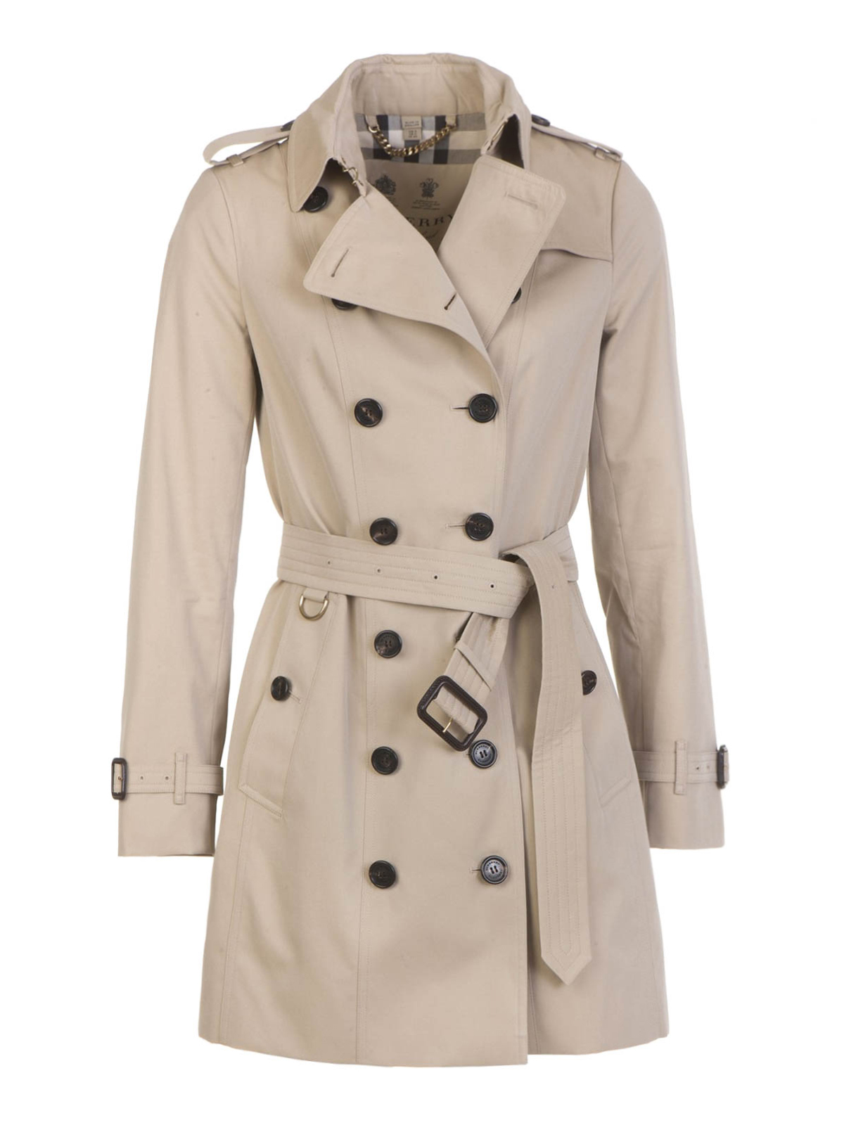 sandringham medium trench coat by burberry trench coats ikrix. Black Bedroom Furniture Sets. Home Design Ideas