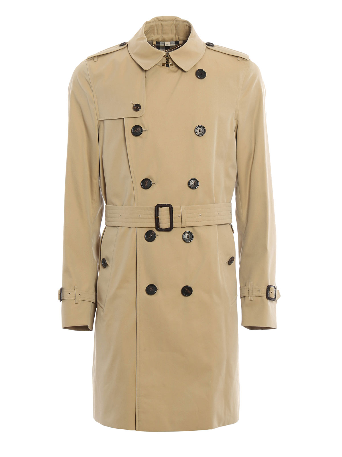 the kensington long trench coat by burberry trench coats ikrix. Black Bedroom Furniture Sets. Home Design Ideas