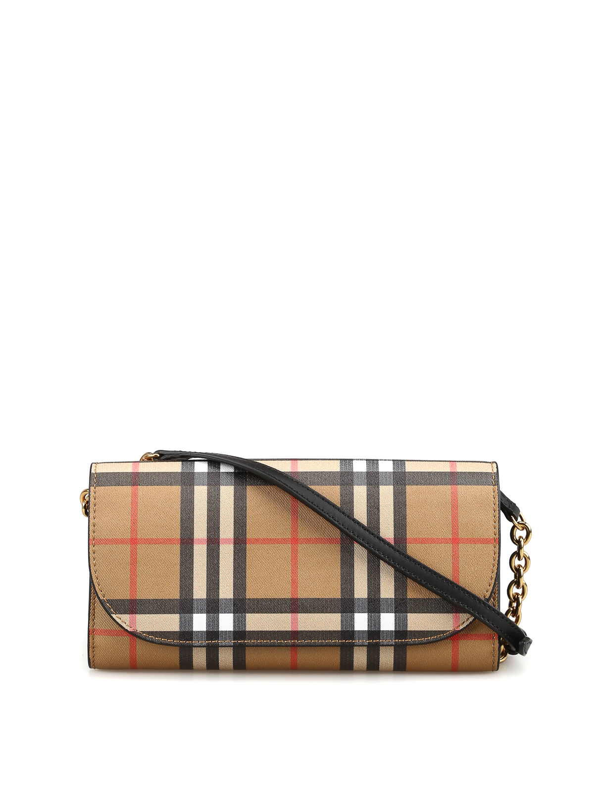 641ea3c2a2fa Burberry - Henley Vintage Check leather wallet - wallets   purses ...