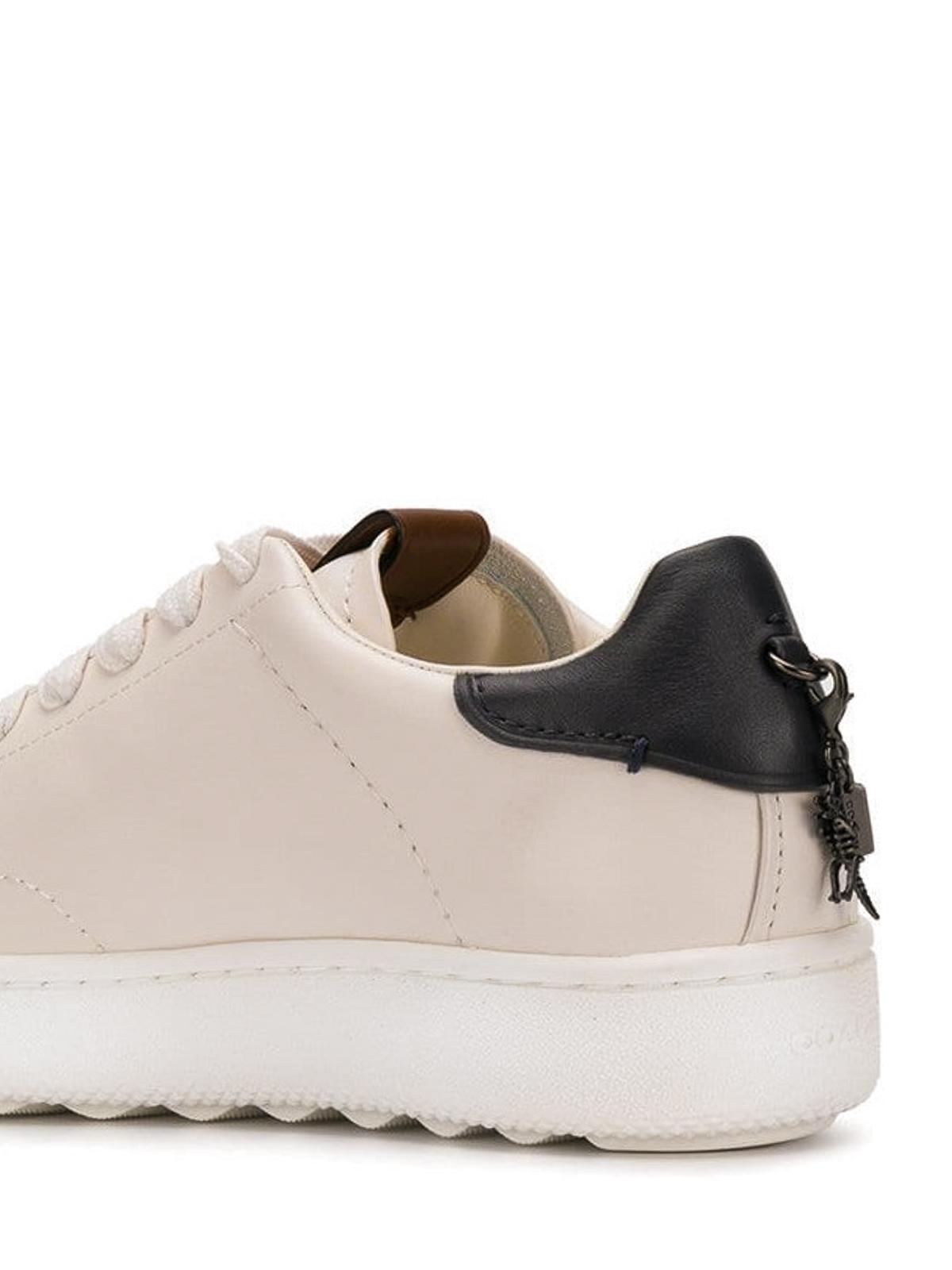 0a87cea0c18d49 Coach - Baskets - C101 - Chaussures de sport - G1903WHITEMIDNIGHTNAVY