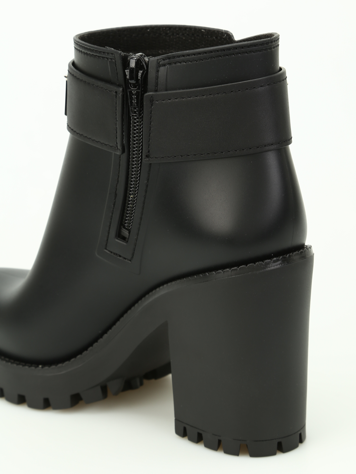 239a4f3fe919 Philipp Plein - Calla gummy booties - ankle boots - A17S WSG0023 ...