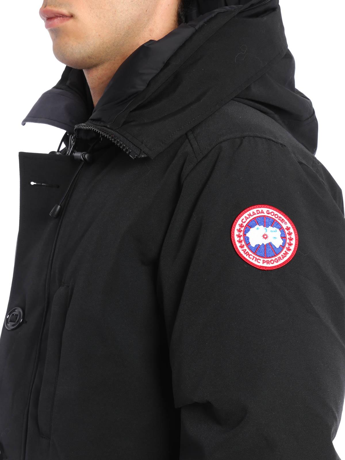 canada goose uomo shop online