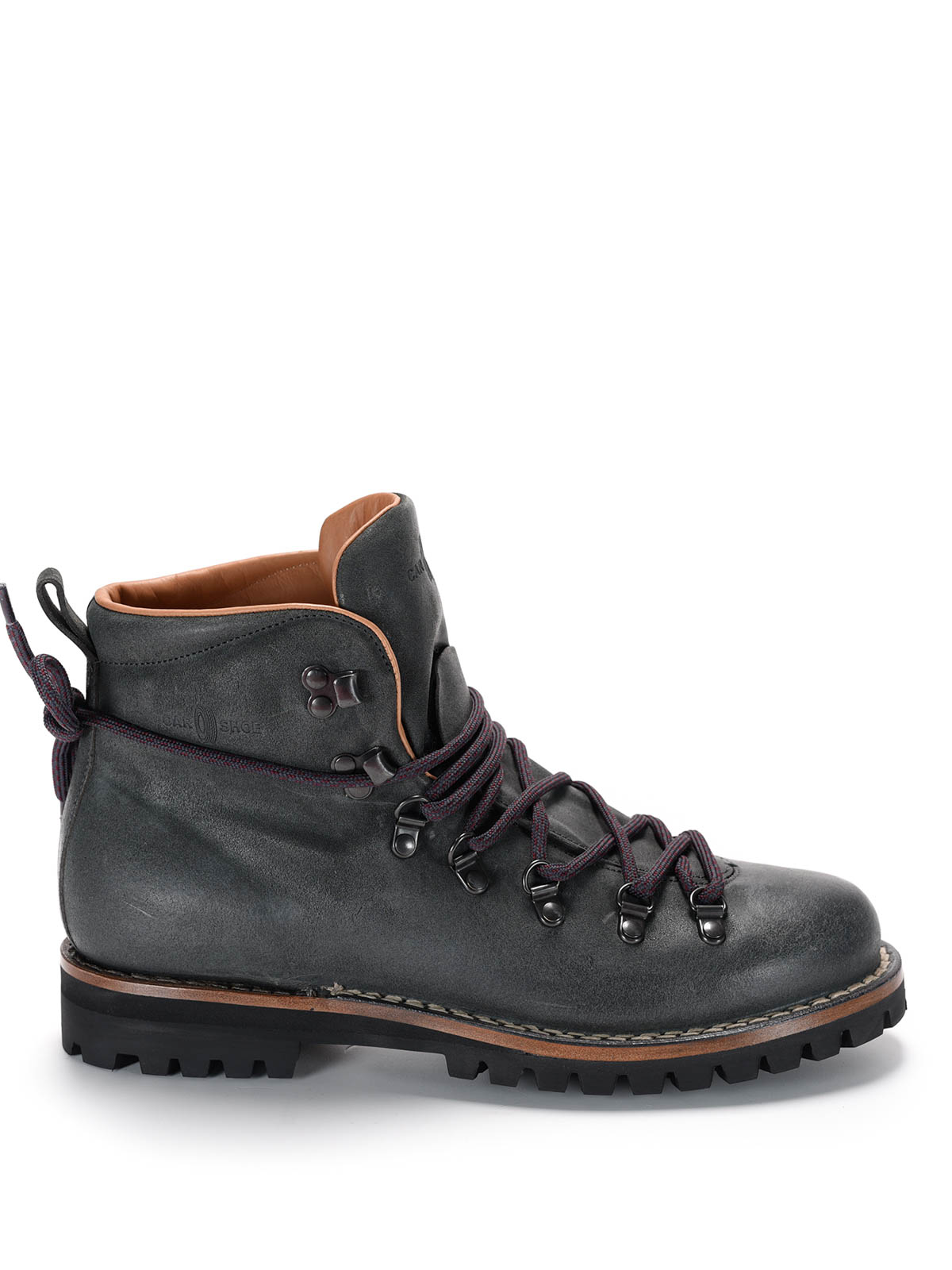 leather hiking boots by car shoe ankle boots ikrix