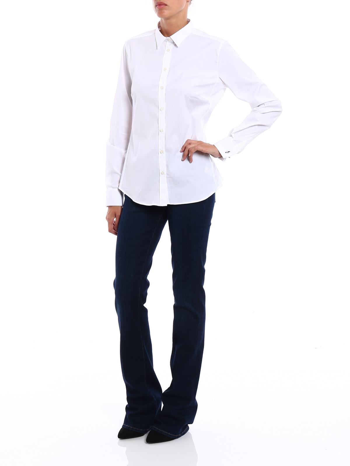 Gemelli A Gancio Camicie Ncwa135561sormb001 Fay Con Camicia k80XwPnO