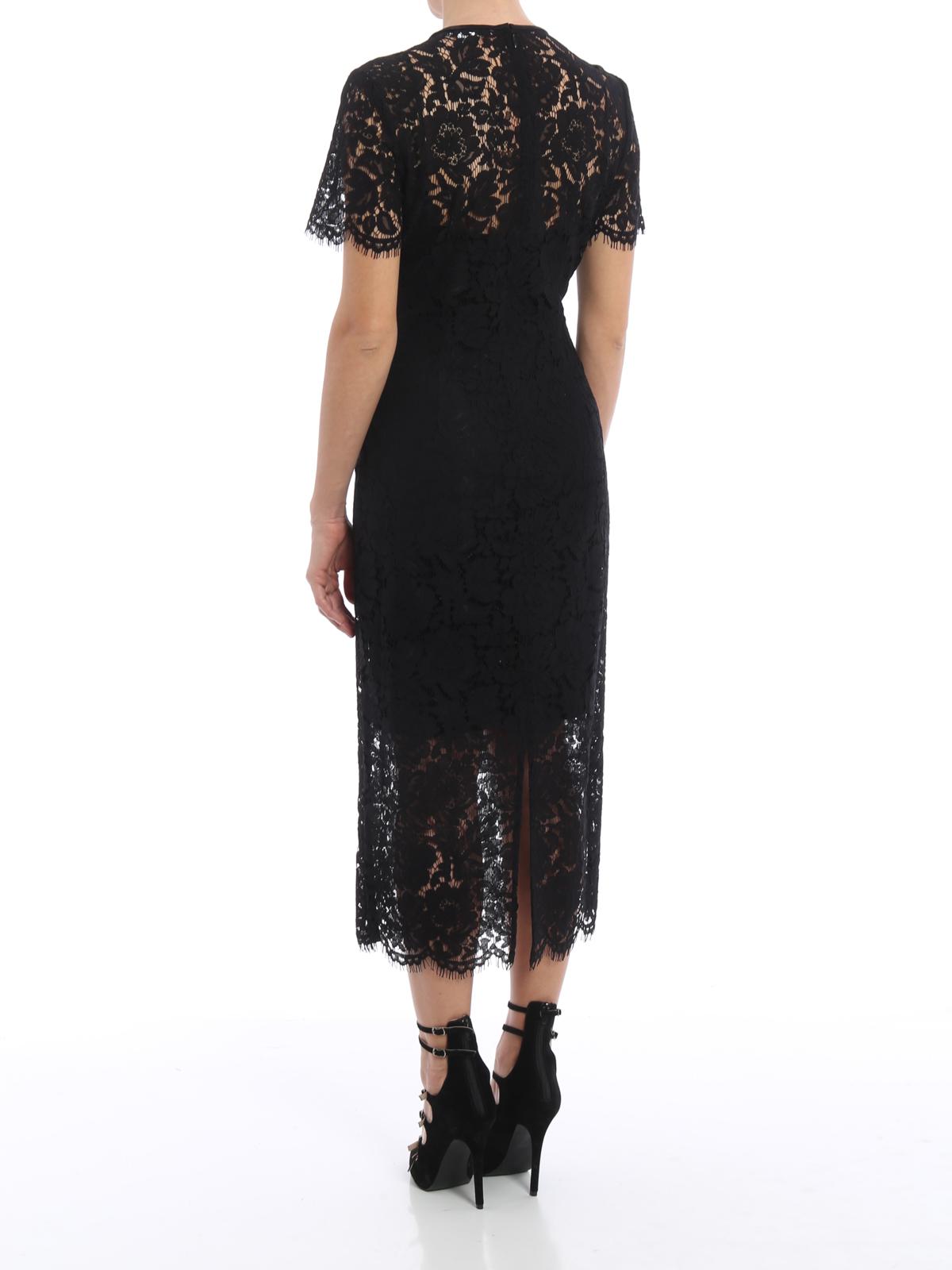 Carly floral lace dress by Diane Von Furstenberg - cocktail dresses ...