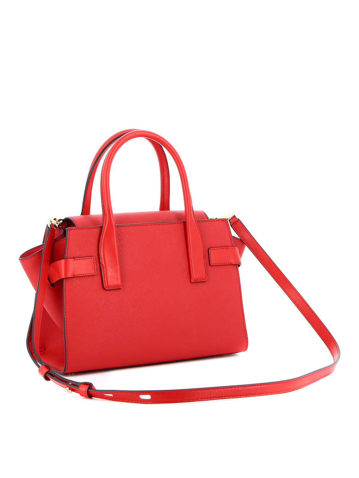 Michael Kors - Carmen S saffiano bag - totes bags - 30S0GNMS1L683