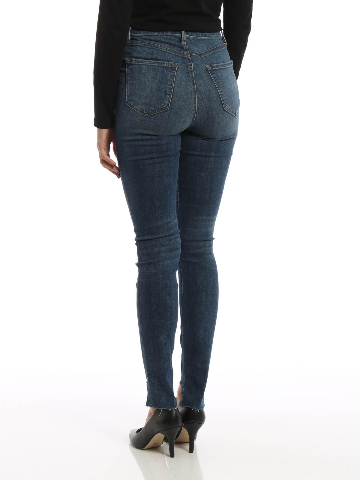 a0db8343dffd9 J Brand - Carolina super high-rise jeans - skinny jeans - JB000268 SCOUT
