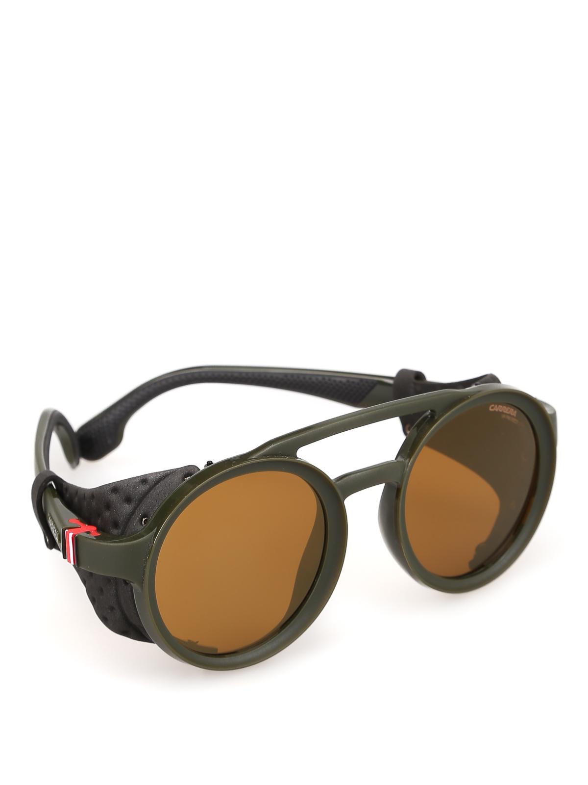 4360bb2838 Carrera - Occhiale da sole opaco con paraocchi - occhiali da sole ...