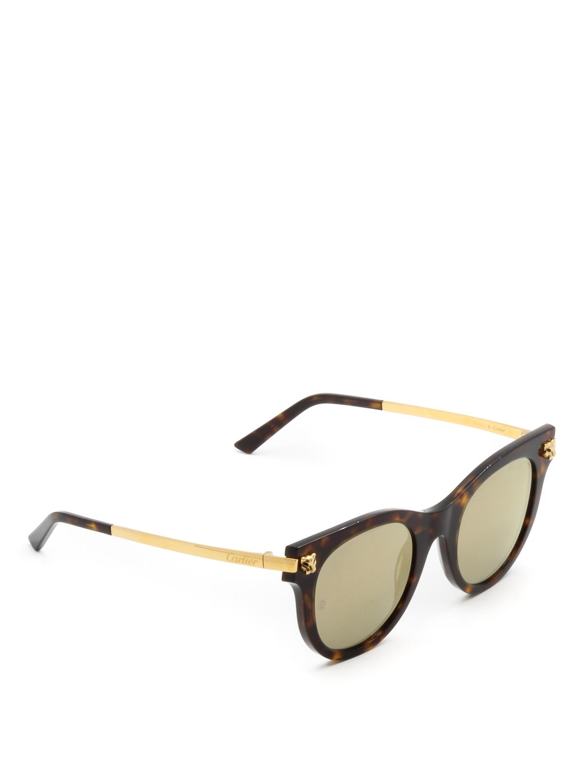 comprar popular ea550 47e70 Cartier - Panthère de Cartier sunglasses - sunglasses - CT0024S2