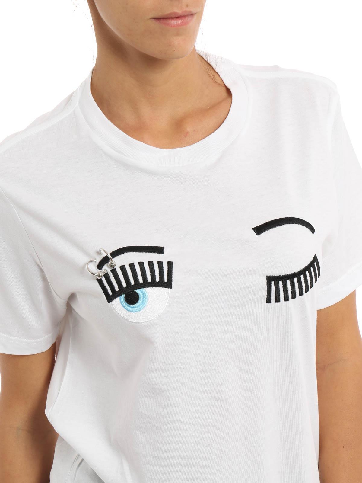 Chiara Ferragni Flirting T-shirt aySkktStGF