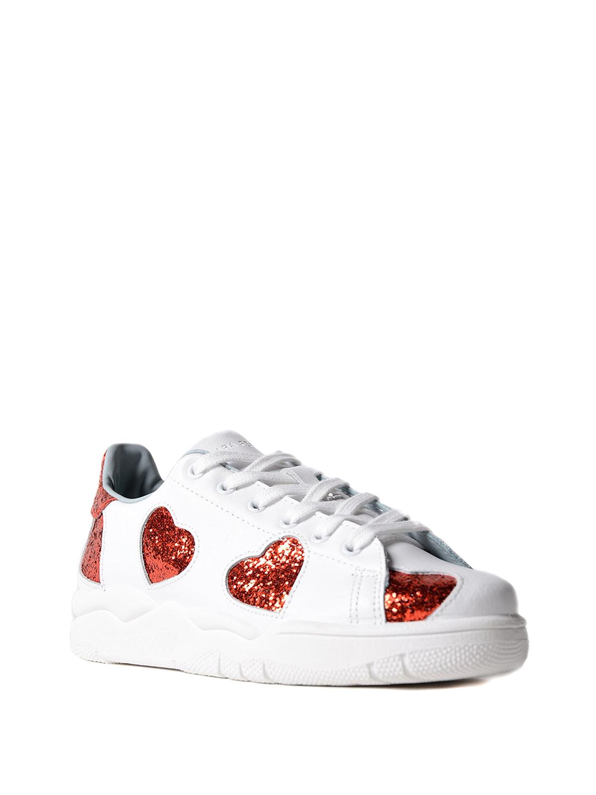 Chiara Ferragni Sneakers Cuori Glitter Falso En Venta Comprar Bajo Costo Barato Los Mejores Precios De Venta Eastbay Barato Real Sneakernews En Línea zeJfOPI