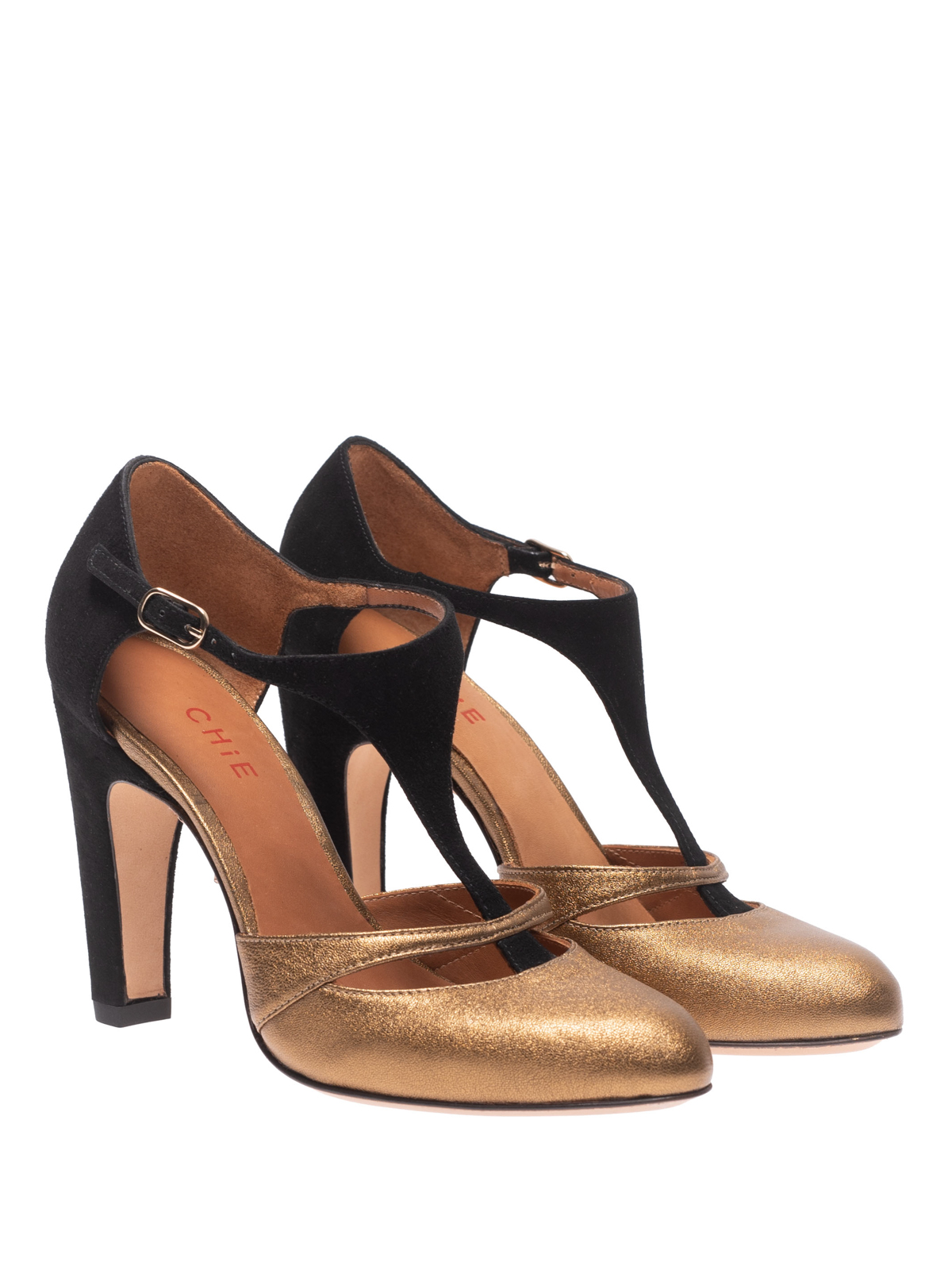 l'ultimo 90d0d b7981 Chie Mihara - Daylily two-tone pumps - court shoes - DAYLILY ...