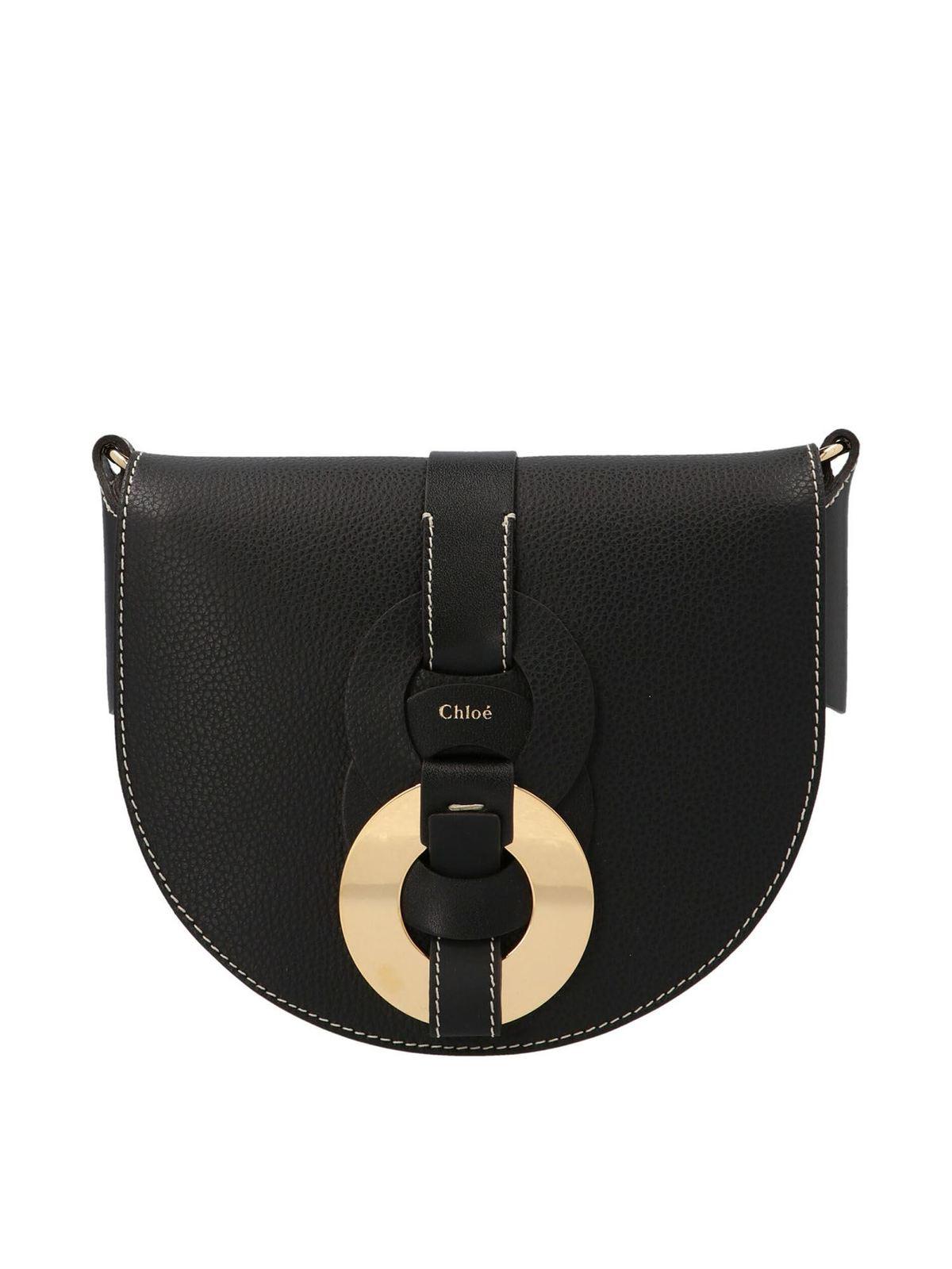 Chloé DARRYL SMALL BAG IN BLACK