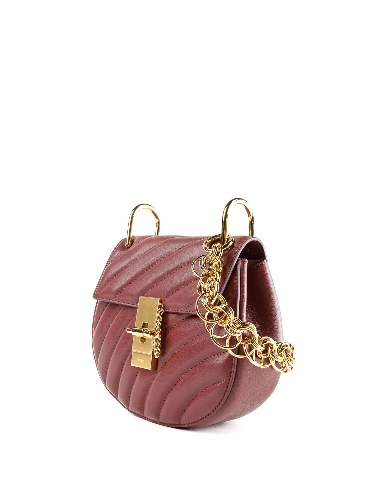 ac133a19047 Drew Bijou Mini quilted leather bag shop online  CHLOE · CHLOE · CHLOE ·  CHLOE