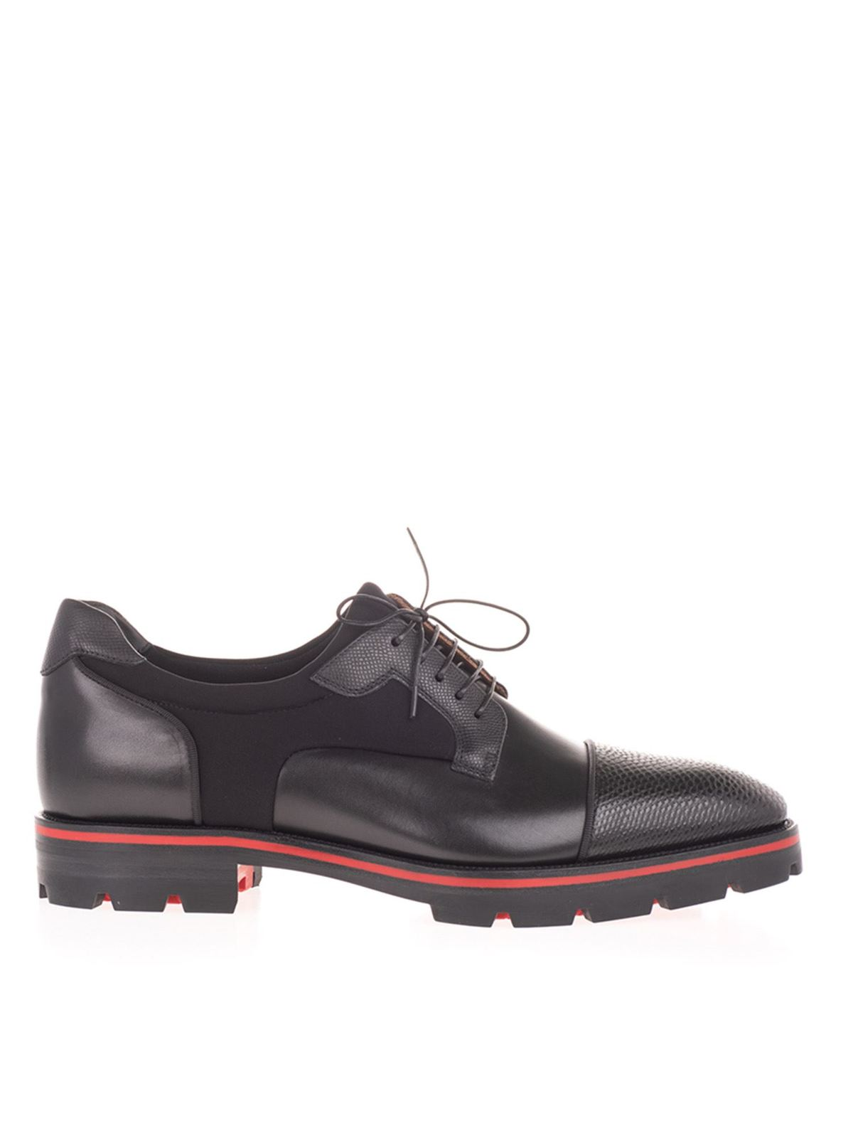 Christian Louboutin - Derby shoes in