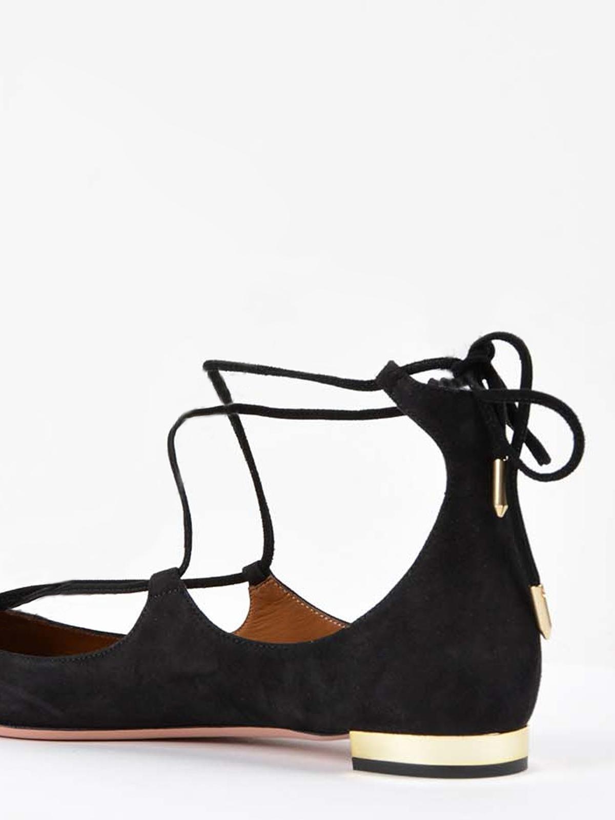 Aquazzura - Christy flats - flat shoes