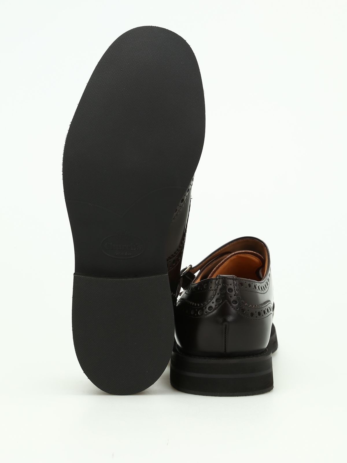 Church s - Kelby Rois calf leather monkstraps - classic shoes ... 6be436728be