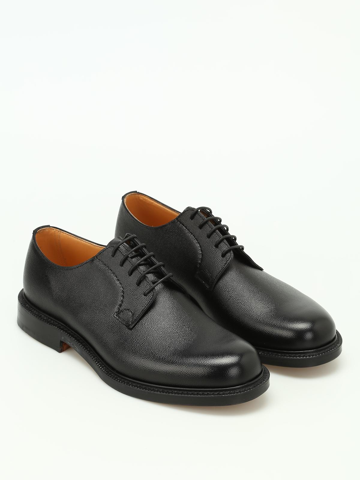 ce17658da046d Shannon black Derby shoes shop online: CHURCH. CHURCH. CHURCH. CHURCH