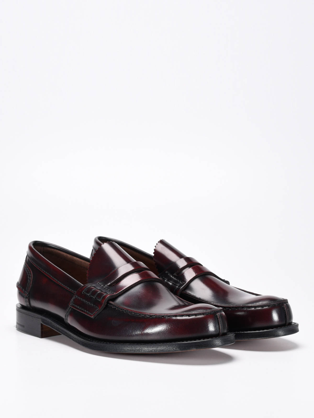online store 15933 2b538 churchs-online-loafers--slippers-tunbridge-leather-loafers-00000100251f00s072.jpg