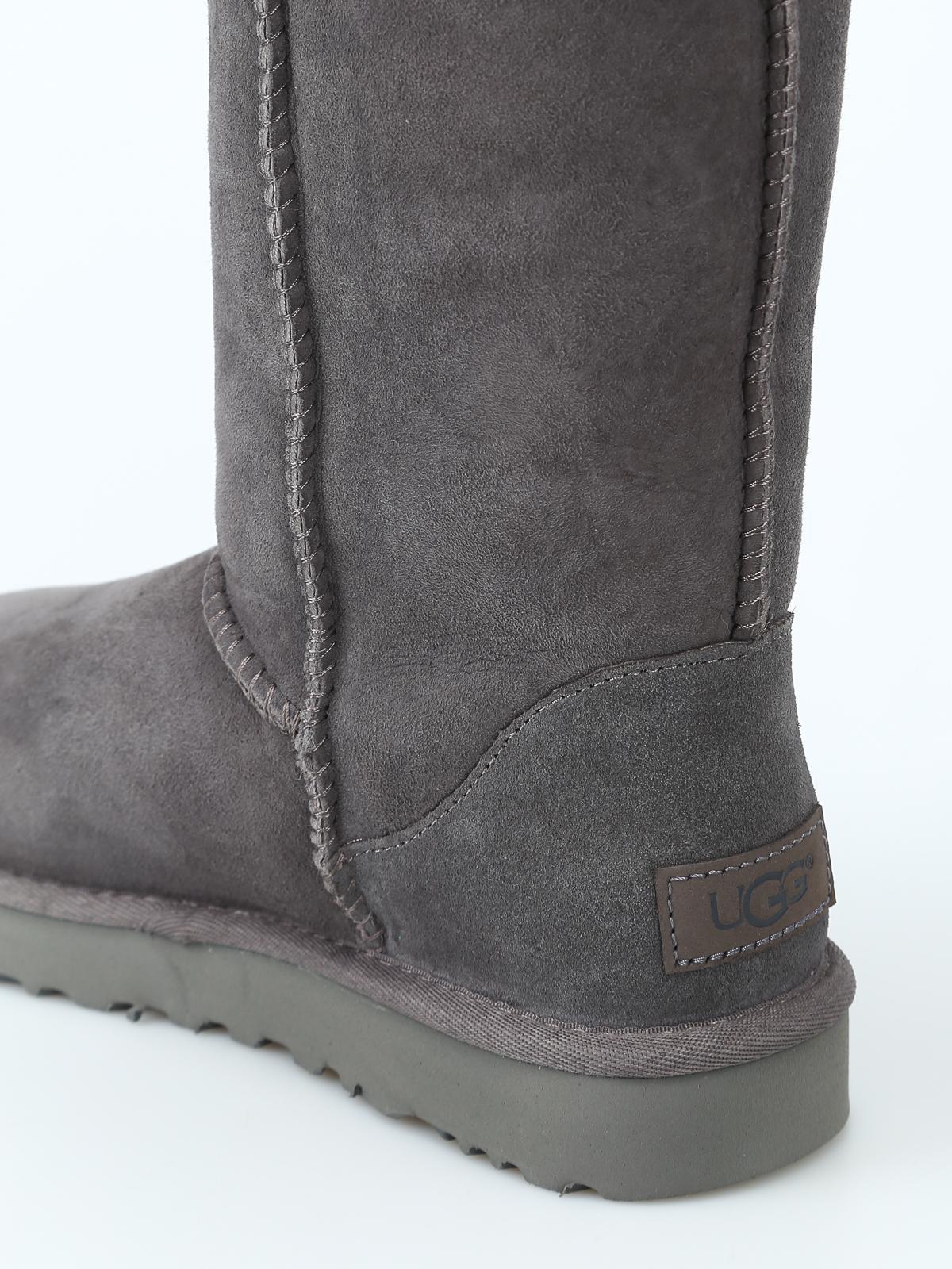 9f3a2c06242 Ugg - Classic Tall II grey boots - boots - 1016224 W Grey   iKRIX.com