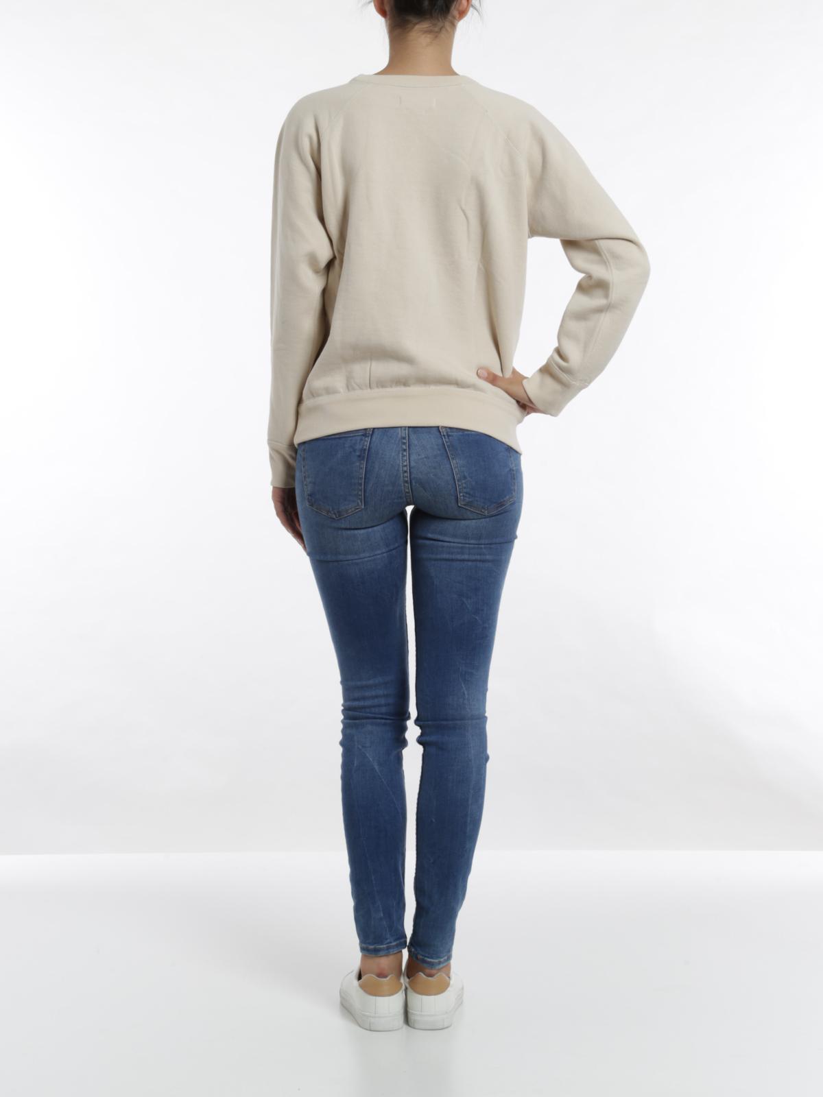 Clem sweatshirt shop online: isabel marant etoile