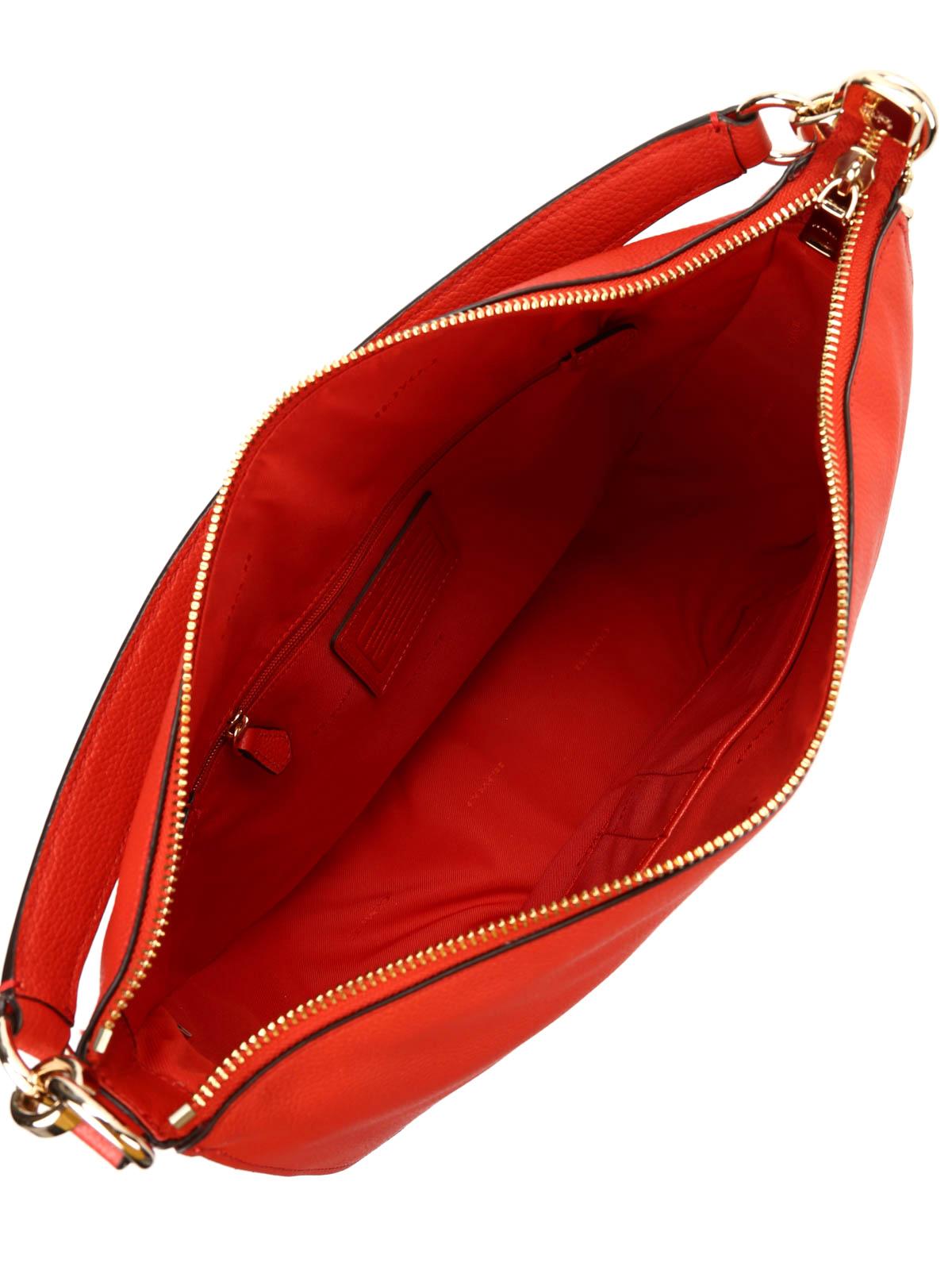 Coach - Sac Bandoulière Rouge Pour Femme - Sacs portés épaule ...