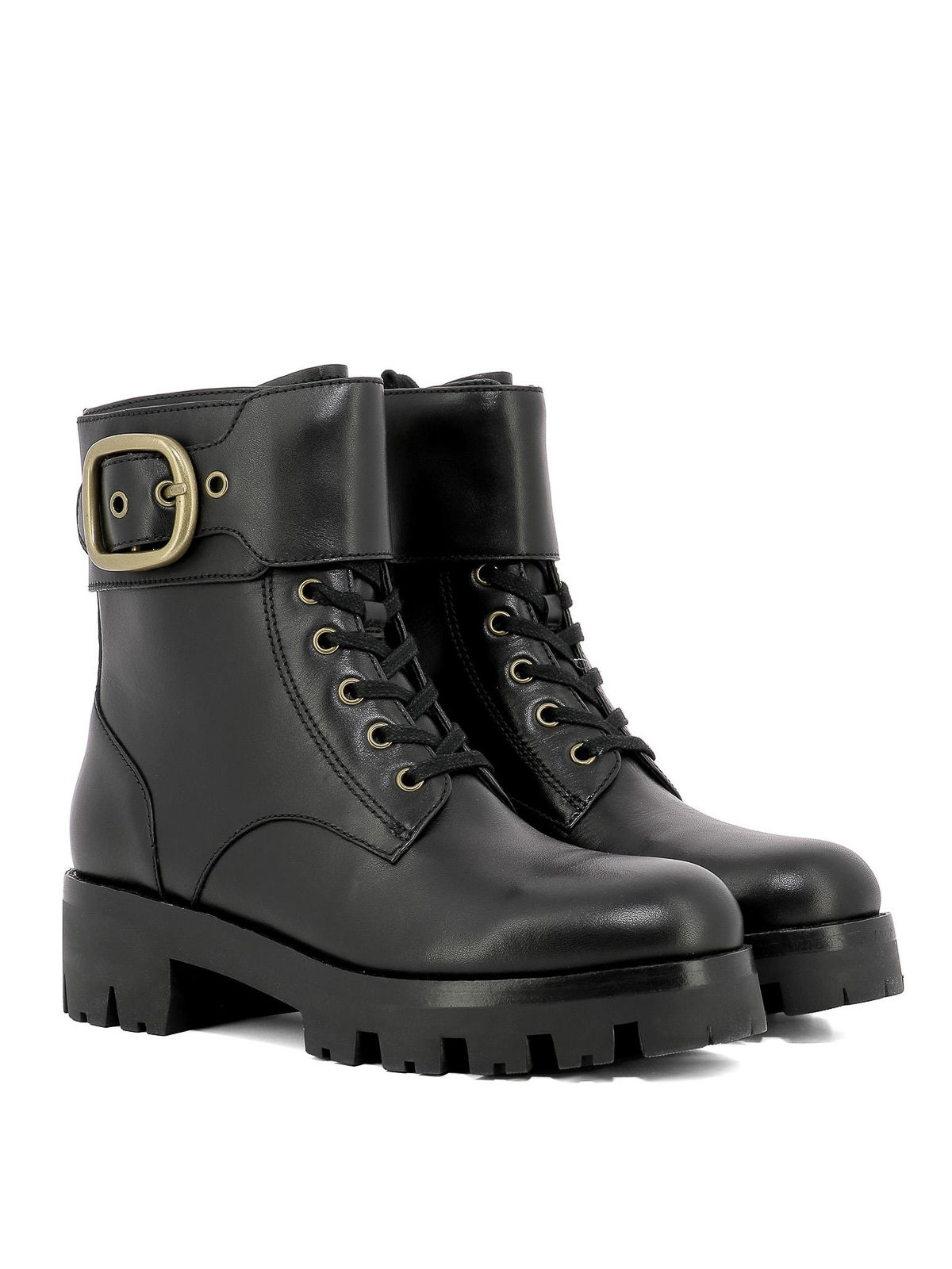 Coach - Lucy army boots - ankle boots