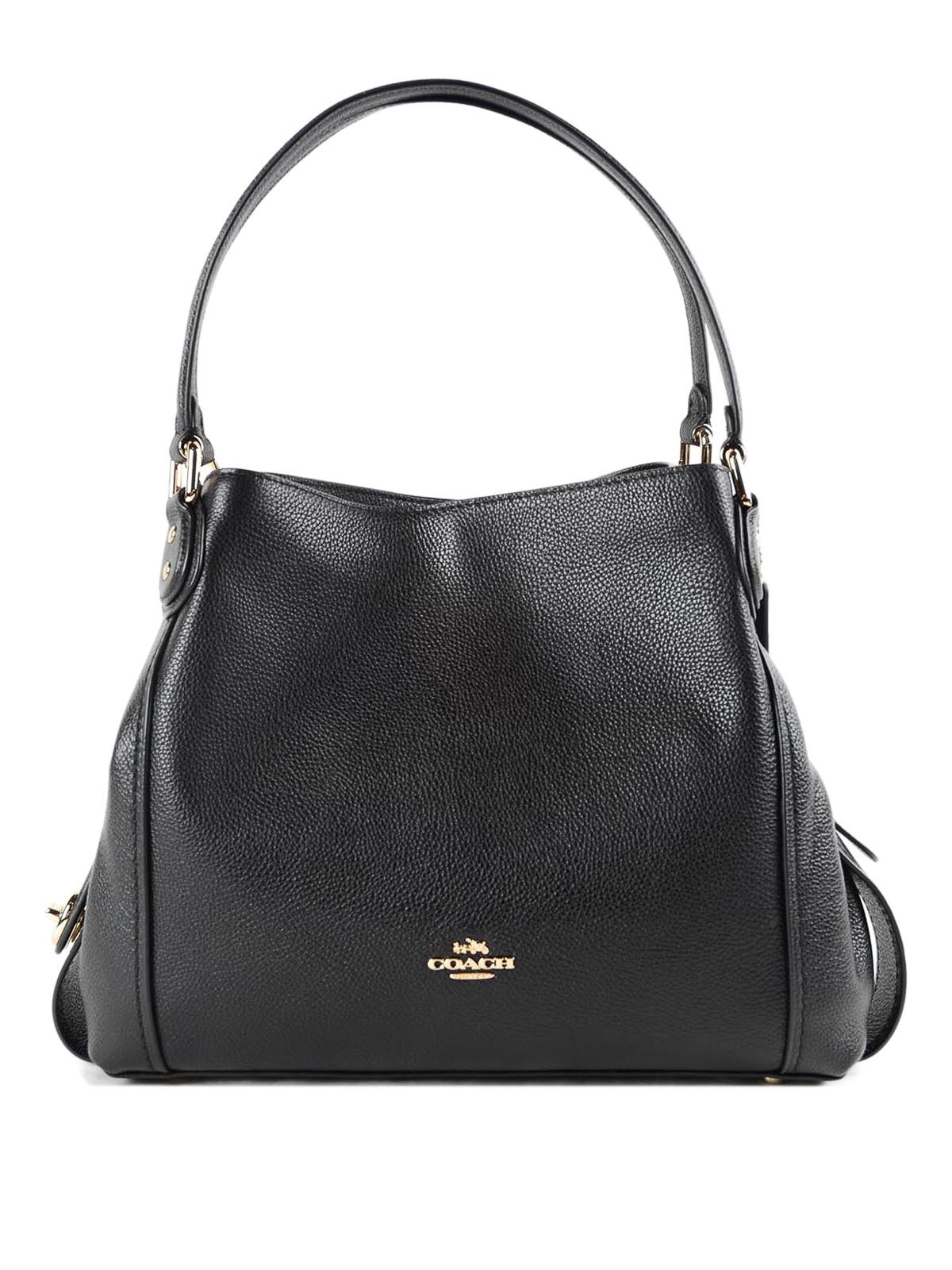 Coach - Edie 31 shoulder bag - shoulder bags - 57125LIBLK | iKRIX.com