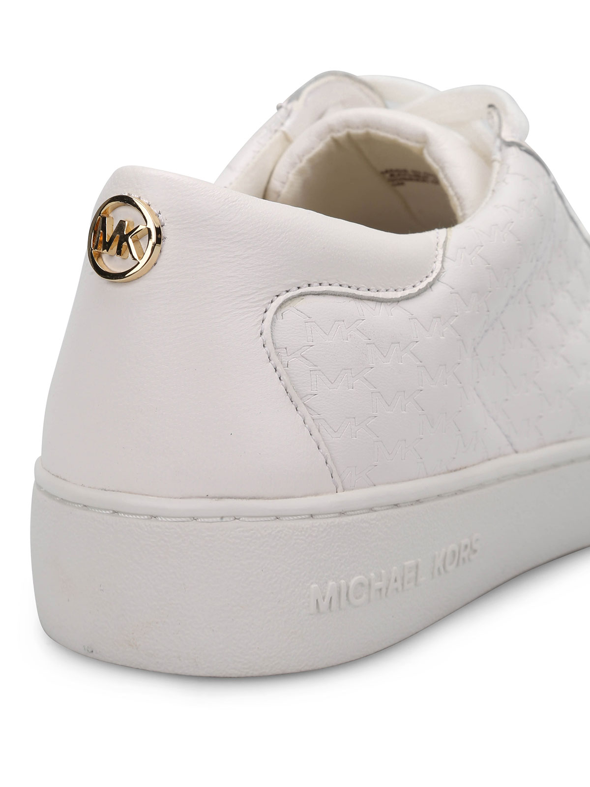 0a77c9f7a52f0 Michael Kors - Colby leather sneakers - trainers - 43R5COFP2L 085