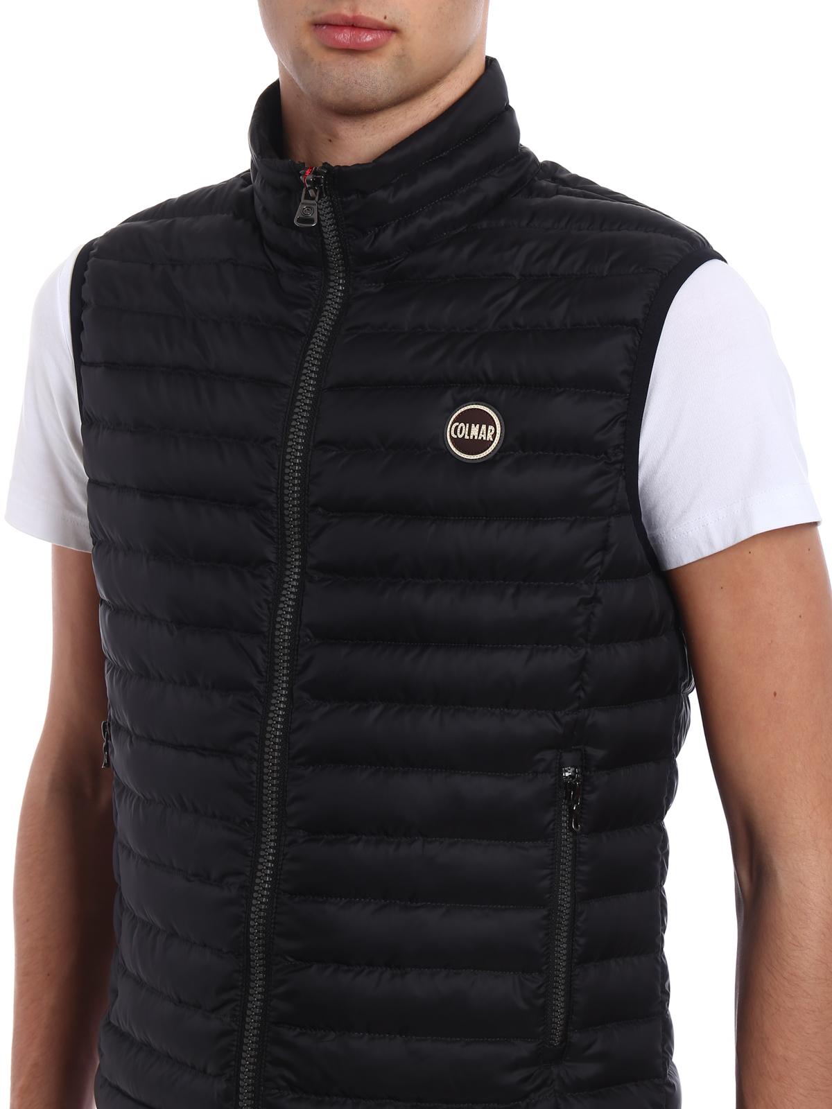 brand new 640c0 85012 Colmar Originals - Piumino senza maniche nero - giacche ...