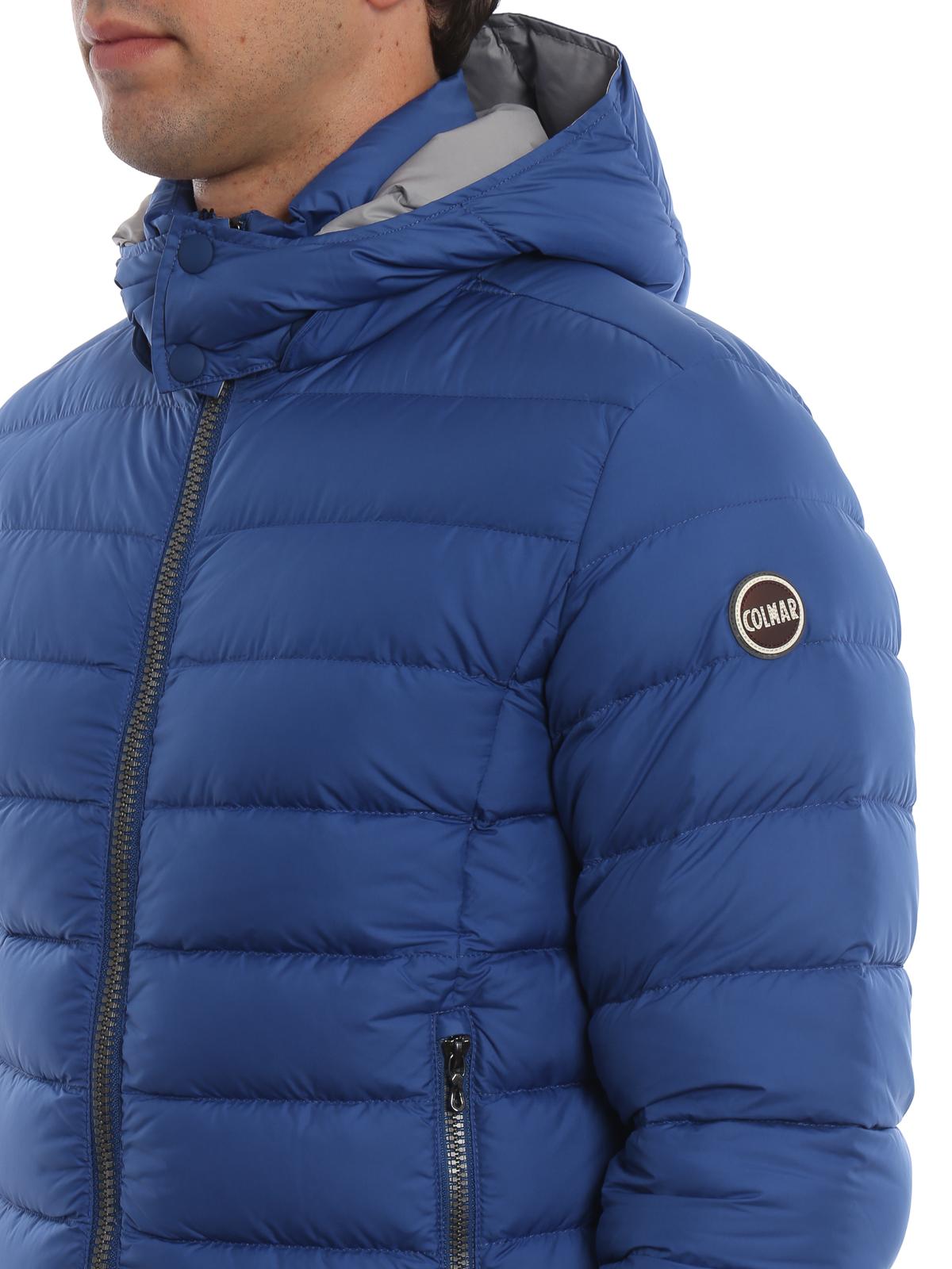 low priced 2cfd3 e6eaf Colmar Originals - Piumino con cappuccio Empire blu ...