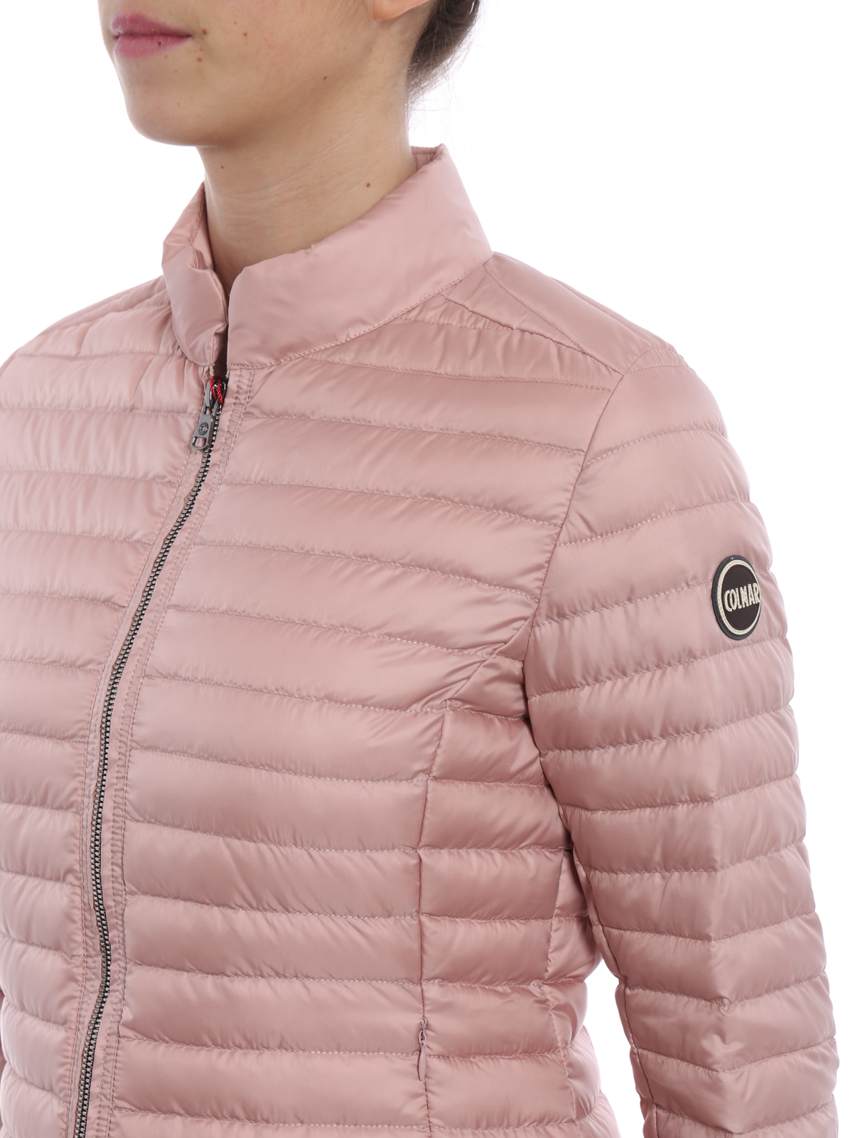 competitive price 7a78f b29fc Colmar Originals - Punk light down padded pink jacket ...