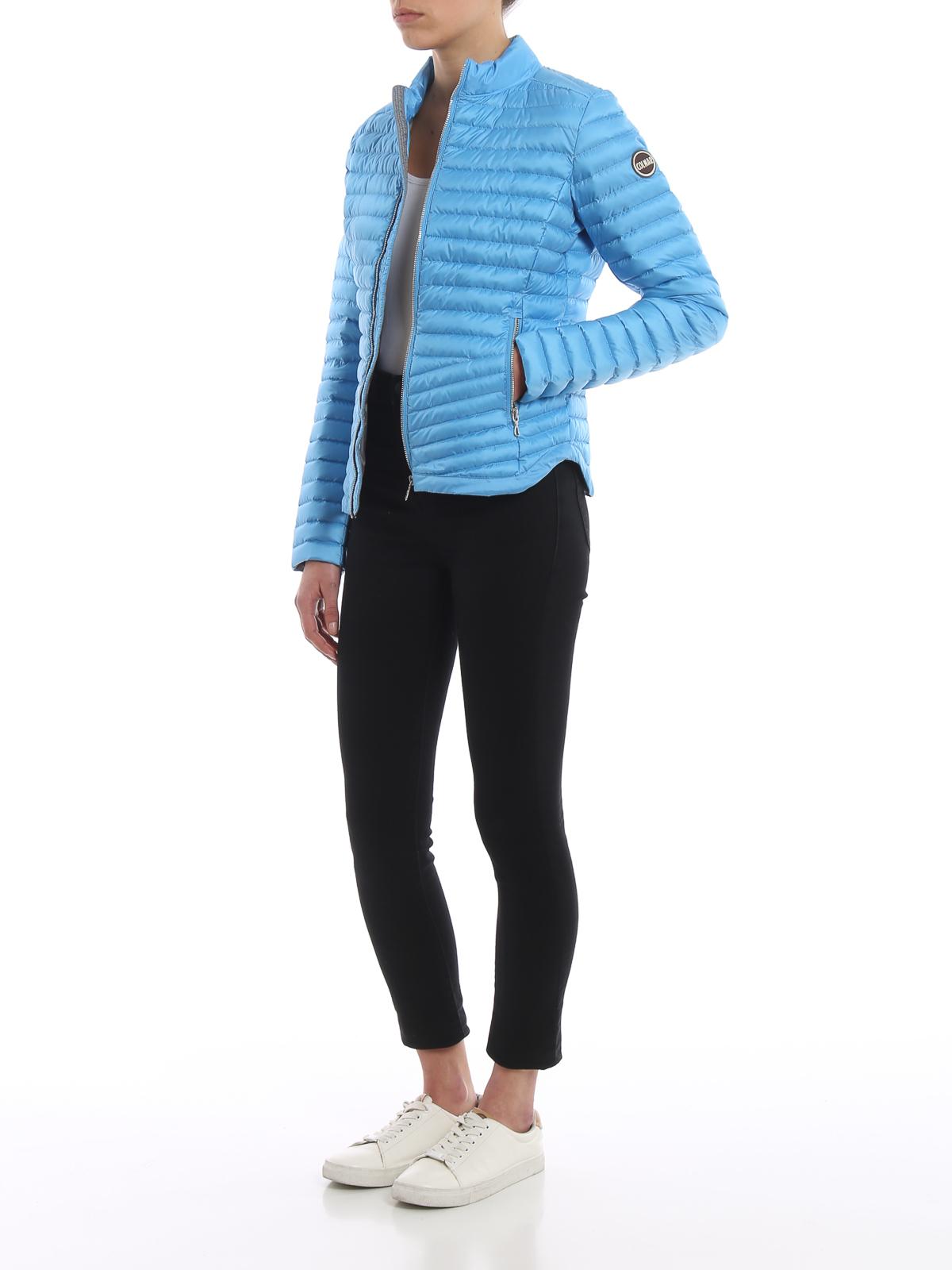 Colmar Originals Piumino primaverile azzurro giacche