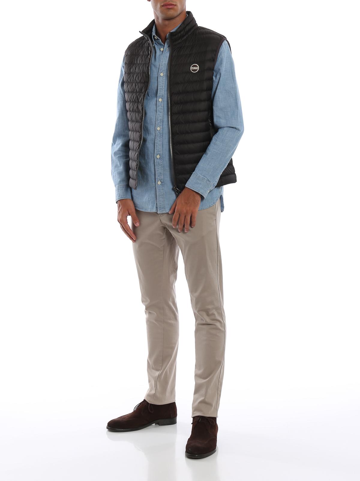 a9f9312027ca colmar-originals-online-waistcoats--gilets-water-repellent-matte-brown-padded-vest-00000137017f00s012.jpg