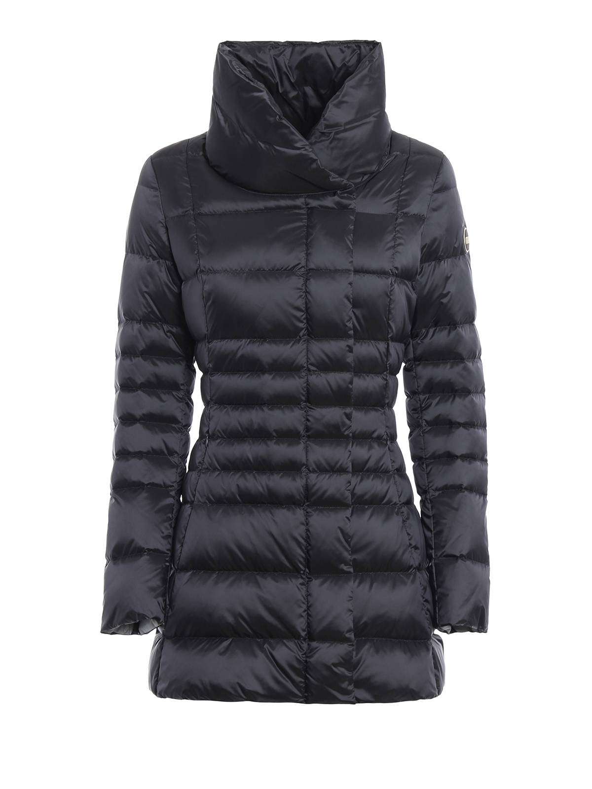 funnel neck down coat by colmar originals padded coats ikrix. Black Bedroom Furniture Sets. Home Design Ideas