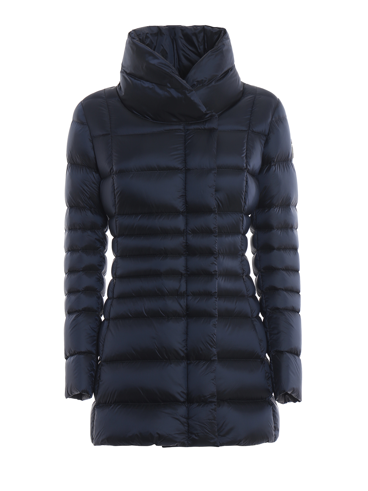 eb1e3bf6e03 Colmar Originals - Navy Place nylon puffer short coat - padded coats ...