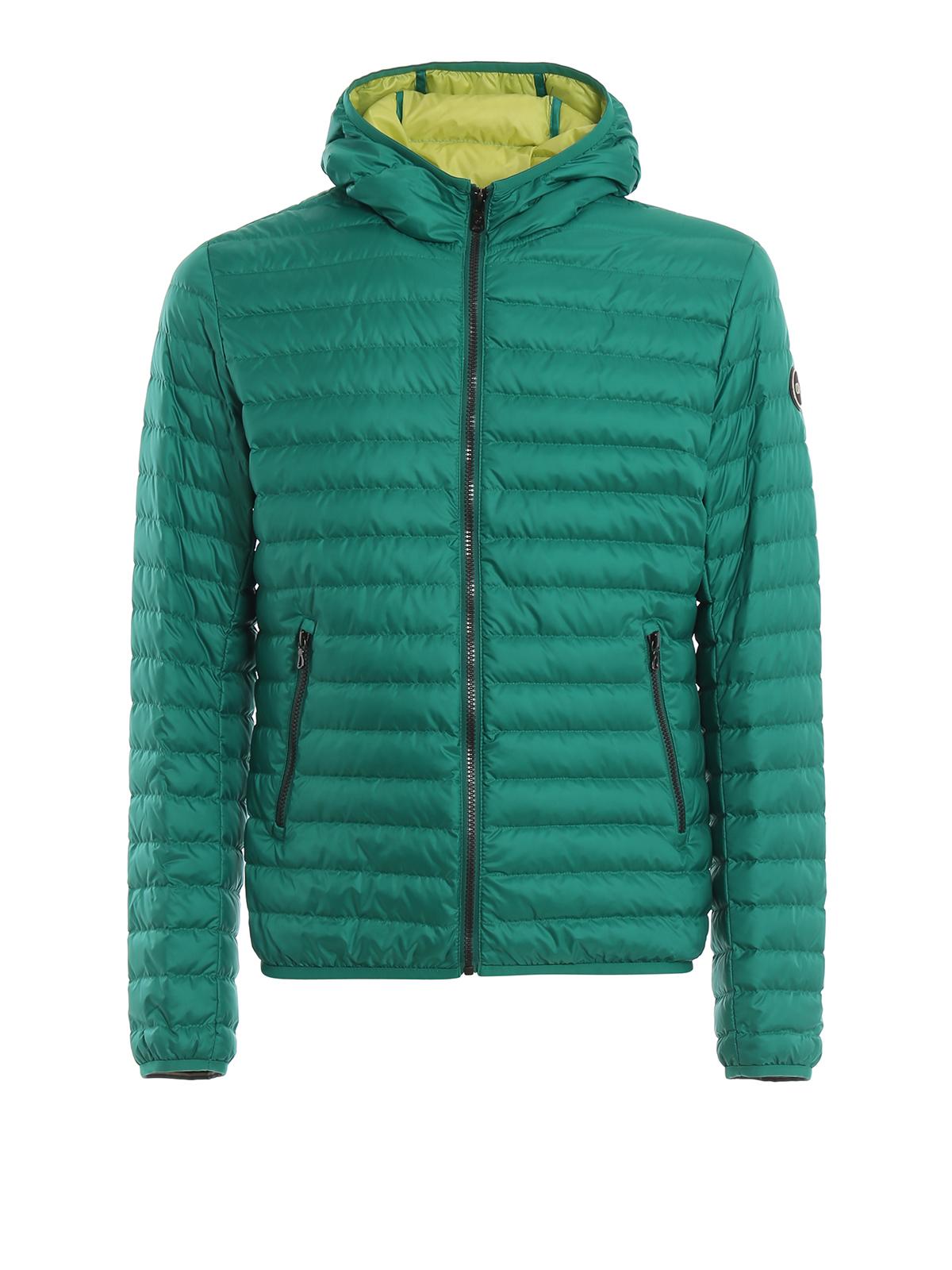 wholesale dealer 90127 1bf4a piumino verde colmar