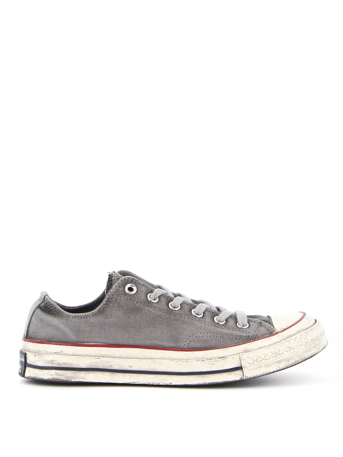 Trainers Converse - Vintage effect low-top sneakers - 171019C ...