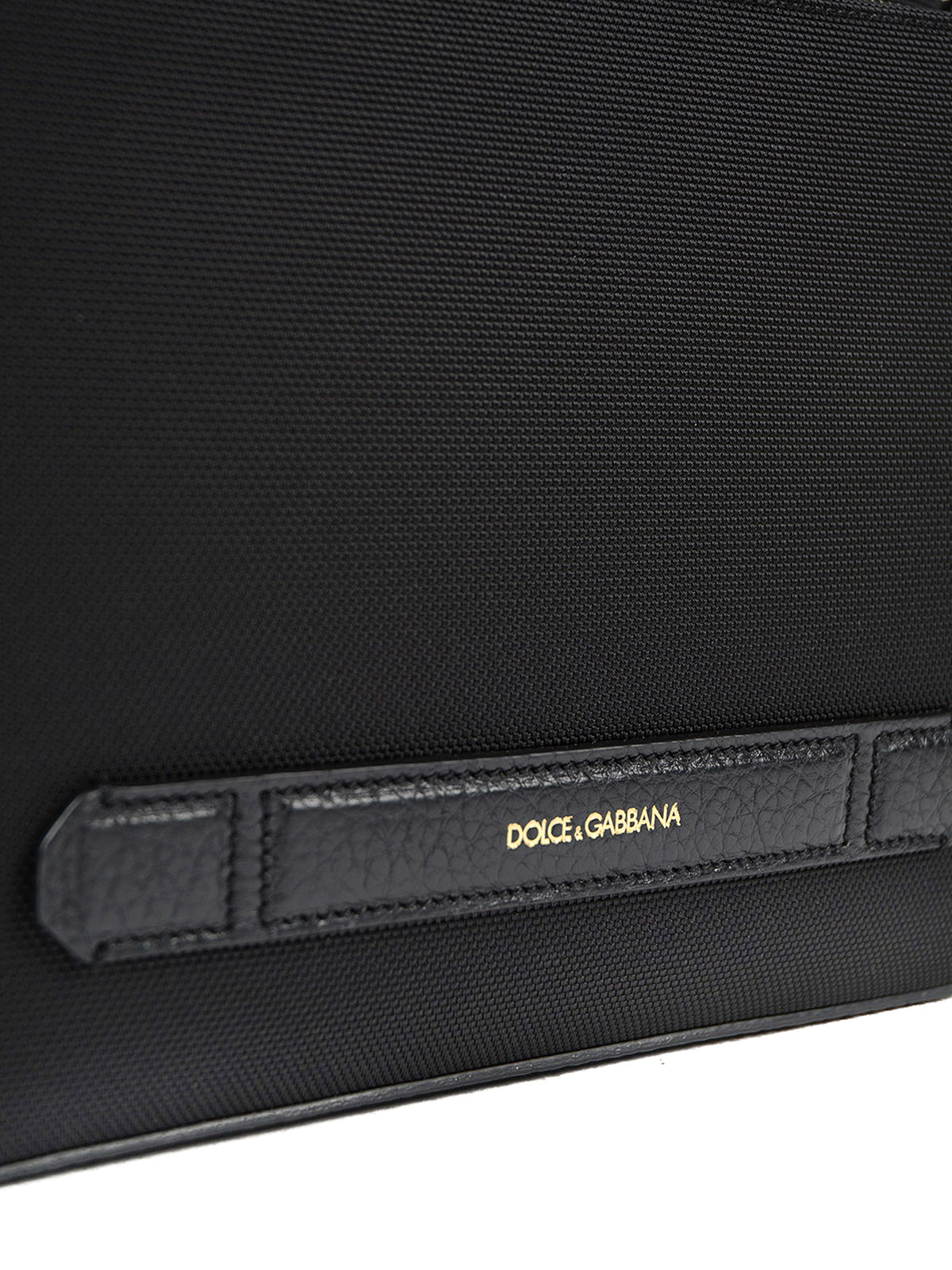 Dolce   Gabbana - Cordura messenger bag - shoulder bags ... 855c9b31c98ec
